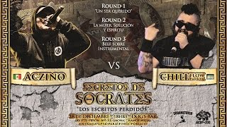 ACZINO vs CHILI FLOW PARKER - Próximamente el 18 Dic !
