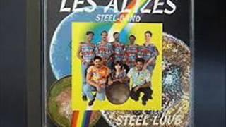 "Les Alizés Steel Band   - ""Steel Love"""