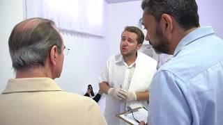 Explicações sobre algodão e cortes nas cirurgias espirituais - Dr. Ludwig