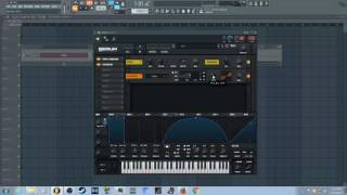 """How to make Zomboy's """"Invaders"""" bass in Serum"""