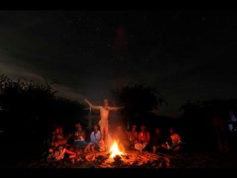 SAN (Bushman) Healing Dance Botswana Africa