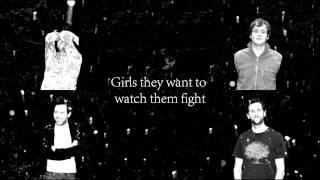 Keane - The Boys (Lyrics)