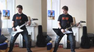 Runnin' Wild - Airbourne (guitar cover)