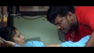 Actress Vijayalakshmi and Partheeban Love scene Soori Movie width=