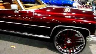 Candy Brandywine Cadillac Coupe De Ville on 26