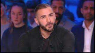 Lilian Thuram revient sur les cas Karim Benzema et Adrien Rabiot width=