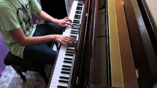 Fine - Dustin O´Halloran (Piano Cover)