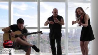 Blaze Bayley, Thomas Zwijsen e Anne Bakker - Futureal  at Locomotiva do Rock