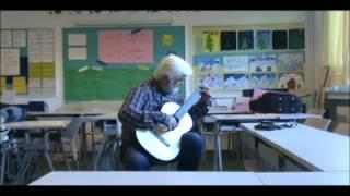 PIXINGUINHA SEGURA ELE Choro Ligeiro arrangement for solo guitar by Spiros Mihael