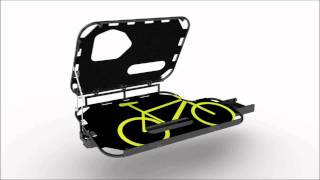 Sportworks luggage bay rack