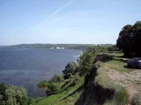 river Dnipro Rzhyshchiv