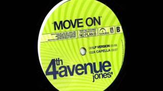 4th Avenue Jones - Move On (Acapella)