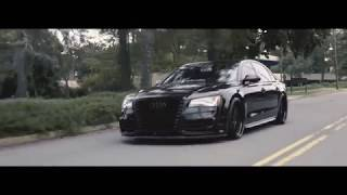 Audi A8 Black Boss - Audi World - Shahmen - Mark