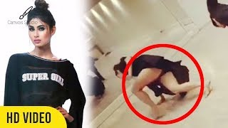 Mouni Roy's Hot Dance Rehearsal   LEAKED VIDEO | Canvas Studio