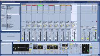Techno Reverb Clap FX (Ableton Live Tutorial)