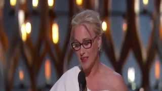Patricia Arquette - Oscar  (discurso legendado)