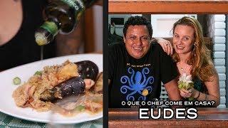 ARROZ DE FRUTOS DO MAR| Prato único| Comida de praia| Receita| Chef Eudes|