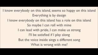 Moana - Auli'i Cravalho - How Far I'll Go (Lyrics)