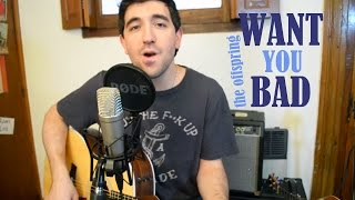 Paper Rockets - Want You Bad (The Offspring Acoustic Cover)