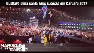 Gusttavo Lima - Canta Seus Grandes Sucessos em Caruaru