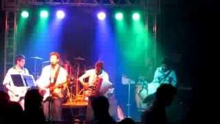 BEM BOLADO Samba Rock - Baião (Luiz Gonzaga)