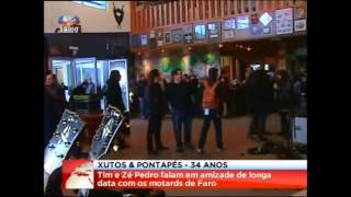 Xutos no Moto Clube de Faro (SIC TV)