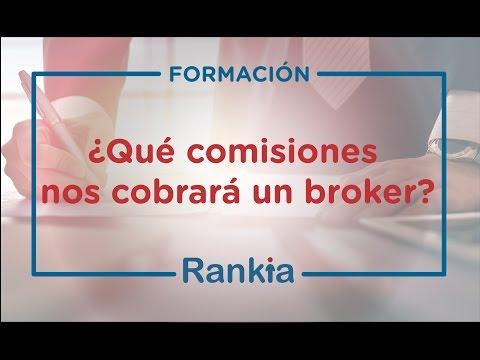 Un Broker puede cobrarnos distintos tipos de comisiones por sus servicios, en este video aprenderemos cuales son y cómo consultarlos.