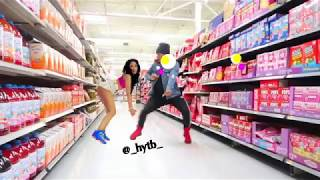 NICKI MINAJ PLAIN JANE REMIX OFFICIAL DANCE VIDEO!!!