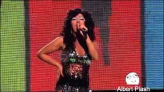 Yessica Rosales parodia a Donna Summer | Facundo y Lusito Rey | PARODIANDO