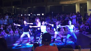 4MINUTE - 미쳐(Crazy) by MACK Crazie @ Kpop Dance Cover Competition 2015