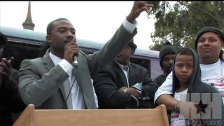 Ray J Gives Back To His Community - HipHollywood.com