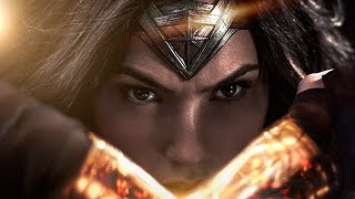 WONDER WOMAN Theme  Music Video - Gal Gadot, Hans Zimmer