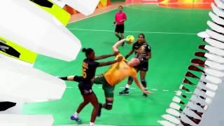 FOX Sports || Handebol feminino - Brasil x Angola