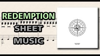 Redemption - Zack Hemsey | Piano Sheet Music
