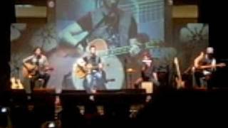 Boyce Avenue Live in SM City Cebu Philippines - Umbrella