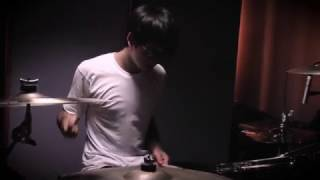 Keng Patchara - Where Are Ü Now Drum Cover Luke Holland  Remix