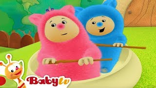 Billy Bam Bam - The Mighty Sailors | BabyTV