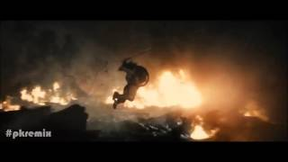 Batman v Superman | Official Trailer | Thani Oruvan Version | Remix By Prince Karthik