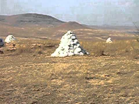 Isandlwana Battlefield Graves – 2