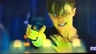 The amazing Spiderman 2 Harry's Green Goblin Transformation Scene