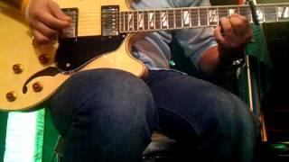 We crown you (Steve Fee) guitar intro with short bridge