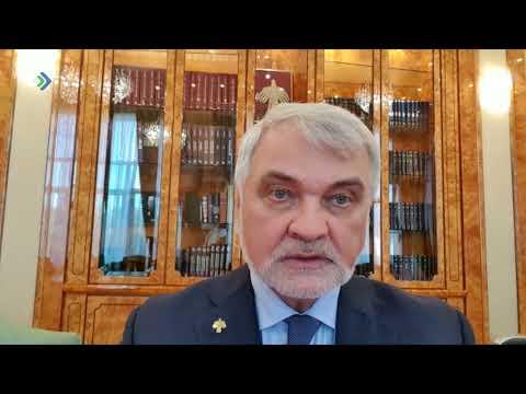 Глава Коми обратился к жителям Республики по ситуации о распространении COVID–19