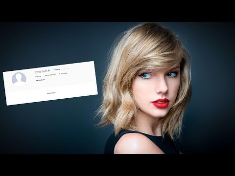 Taylor Swift's Social Media Accounts Mysteriously Disappear?! | What's Trending Now!