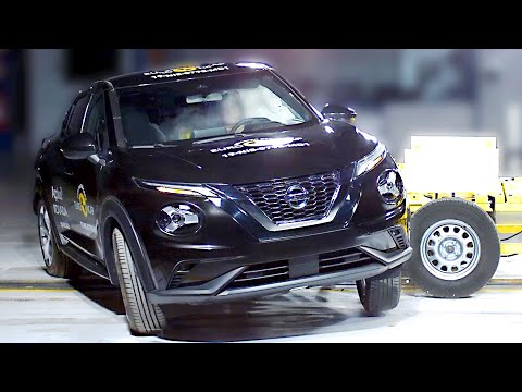 "Nissan Juke 2020 ? Safe SUV"" ? Crash and Safety Tests"