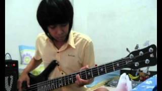 Sublime - santeria Bass Cover