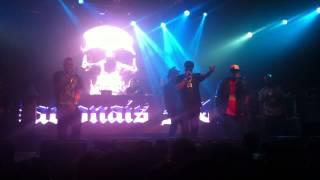 Racionais Mc's - Festa do Balanço Rap - EU TE PROPONHO