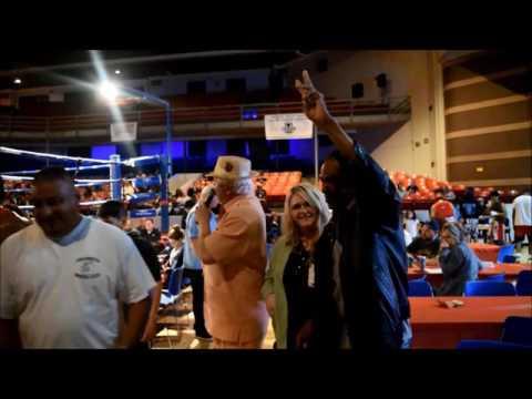 Former Boxer Honored at KC Golden Gloves