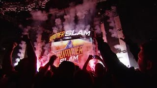 Watch the open to WWE SummerSlam 2016