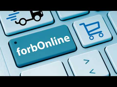 How to place an order in 60 seconds with ForbOnline