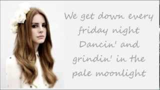 Lana Del Rey - Body Electric Karaoke (Instrumental)